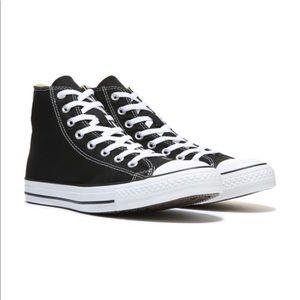 Converse Shoes - Converse all star black hi (brand new)